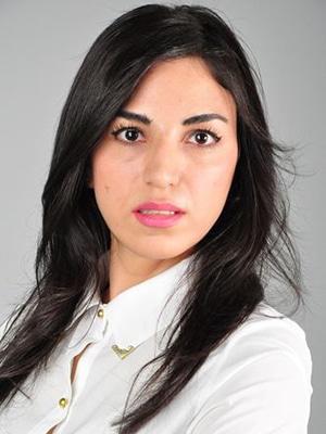 Aysegül Çakir Turkish Actress