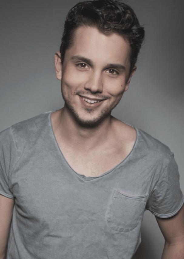 Balázs Csémy Hungarian Actor