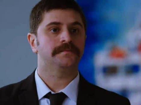 Baris Gürses Turkish Actor