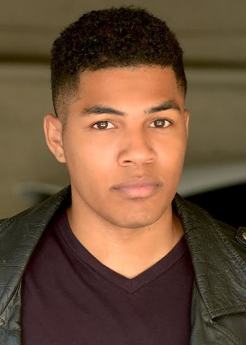 Christian Magby American Actor