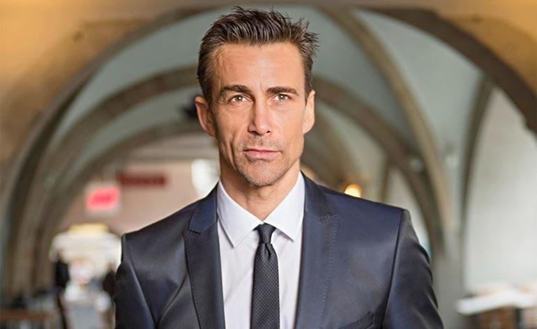 Daniel Bernhardt Swiss Actor, Model, Artist
