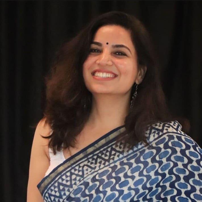 Dimple Kalshan Indian Actress