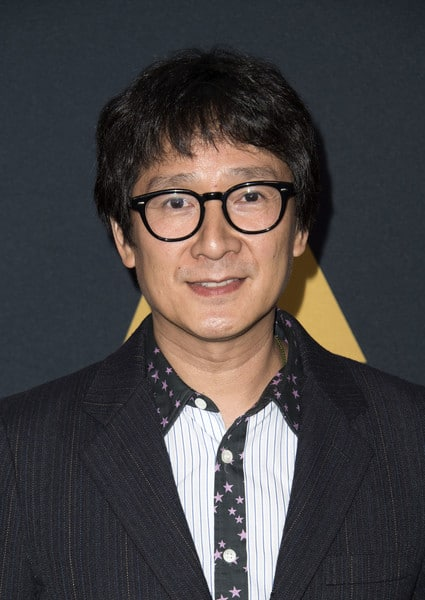 Ke Huy Quan Vietnamese Actor