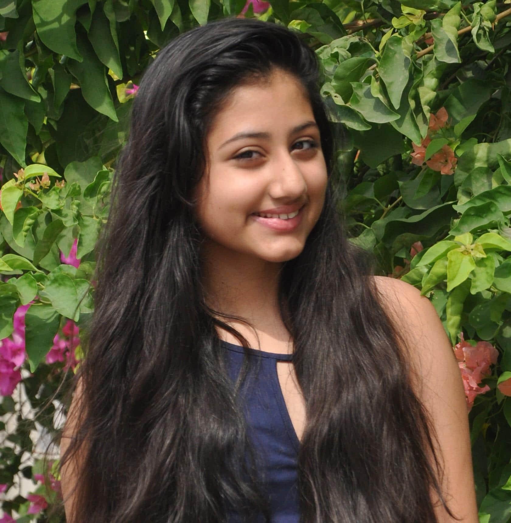 Mazel Vyas Indian Actress