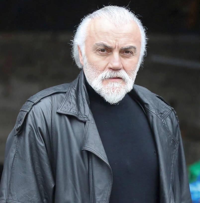 Mustafa Simsek Turkish Actor