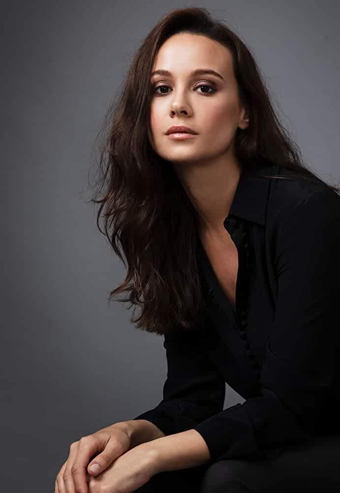 Nadezhda Russo American Actress