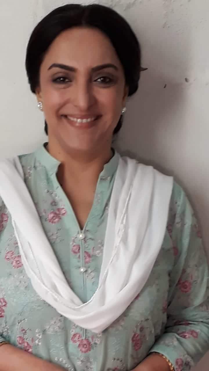 Suparna Marwah Indian Actress