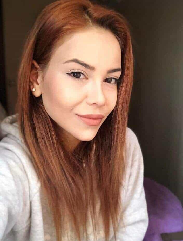 Tuggül Küçükoglu Turkish Actress