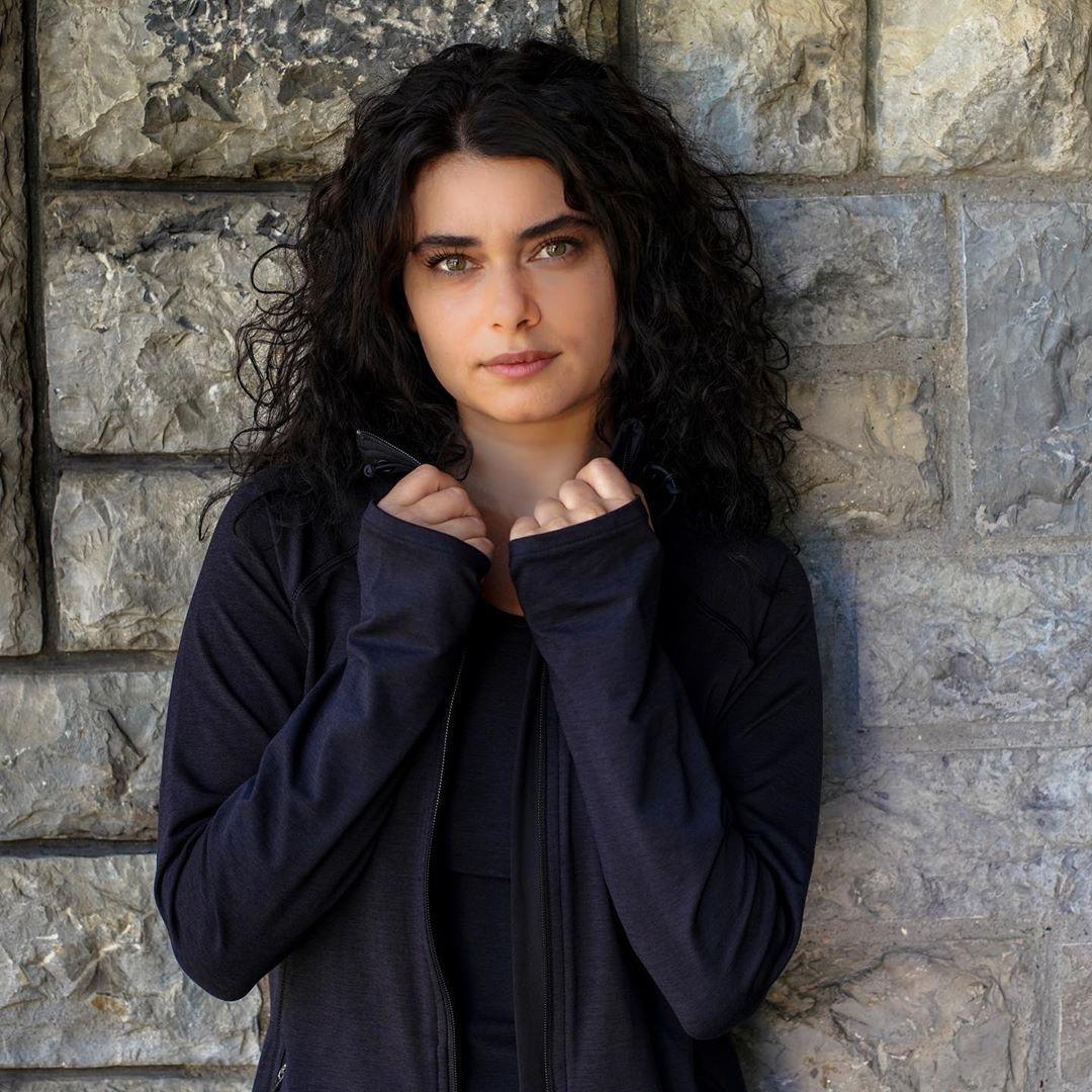 Yagmur Sahbazova Azerbaijani  Actress