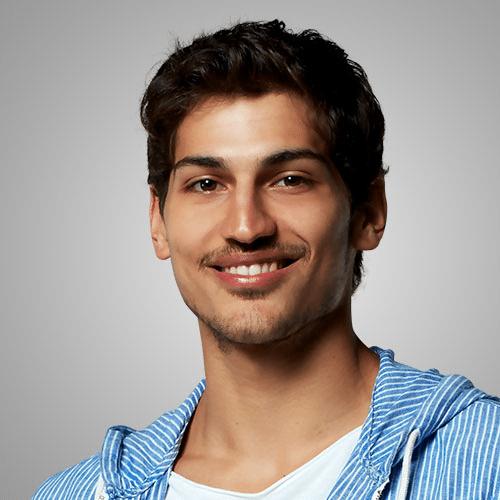 Oktay Çubuk Turkish Actor