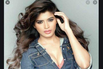 Sanchita Shetty Indian Actress