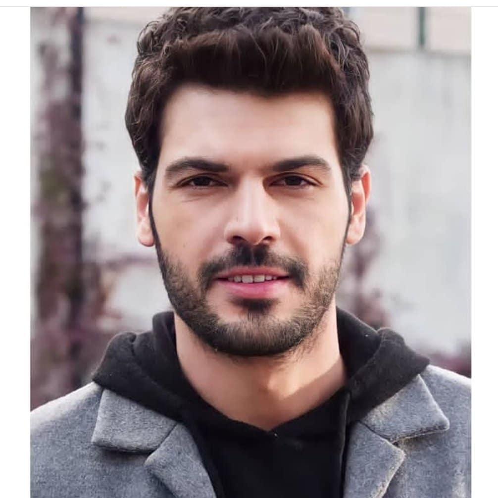 Tolga Mendi Turkish Actor