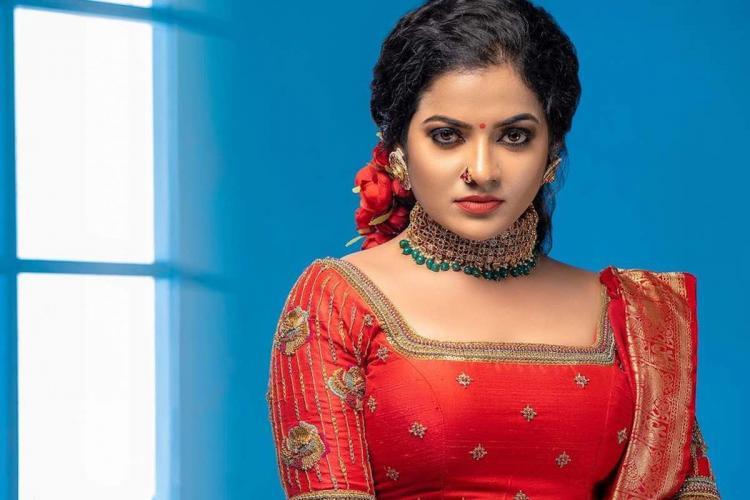 V. J. Chitra Indian Actress