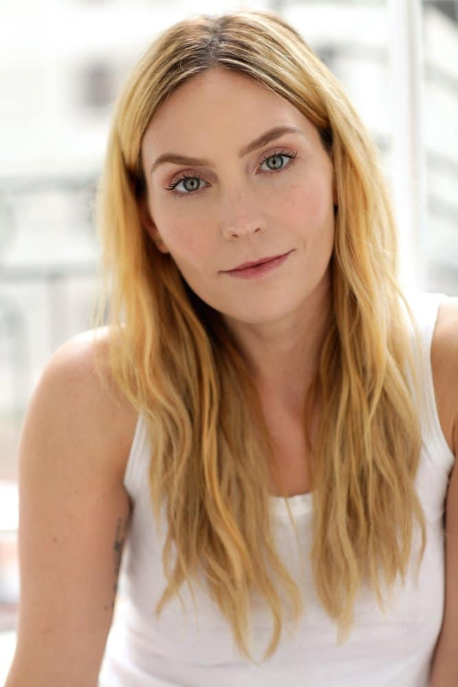 Aleque Reid -Actress
