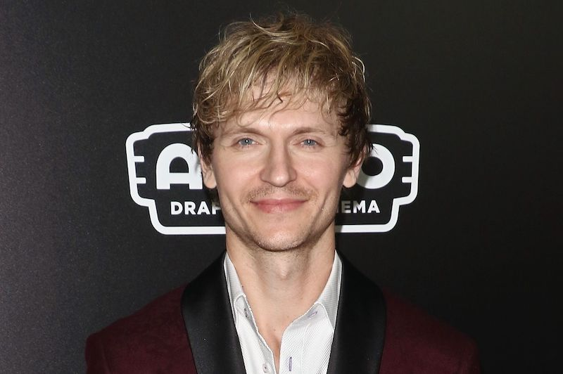 Chad Rook Canadian Actor
