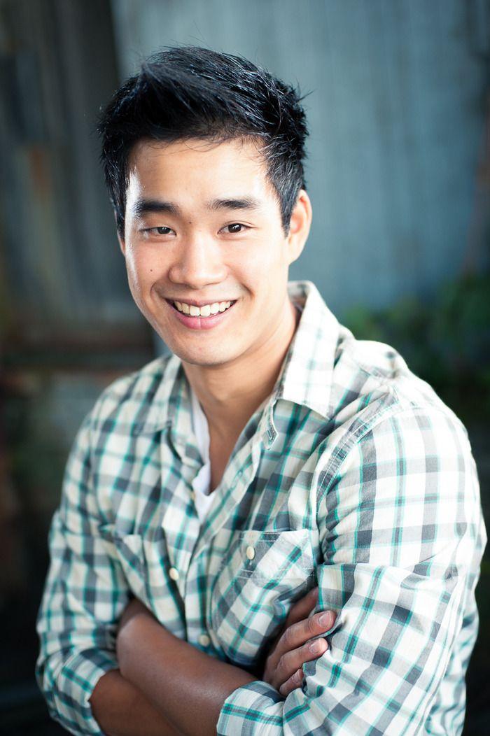 Donald Heng Cambodian Actor