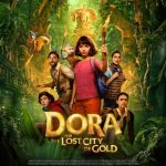 Dora and the Lost City of Gold poster 150x150