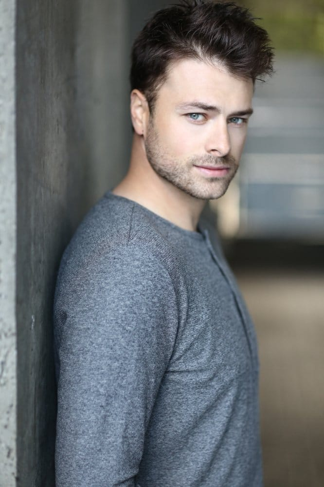 Evan Ferraton Canadian Actor