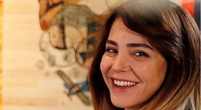 Gökçe Eyüboglu Turkish Actress