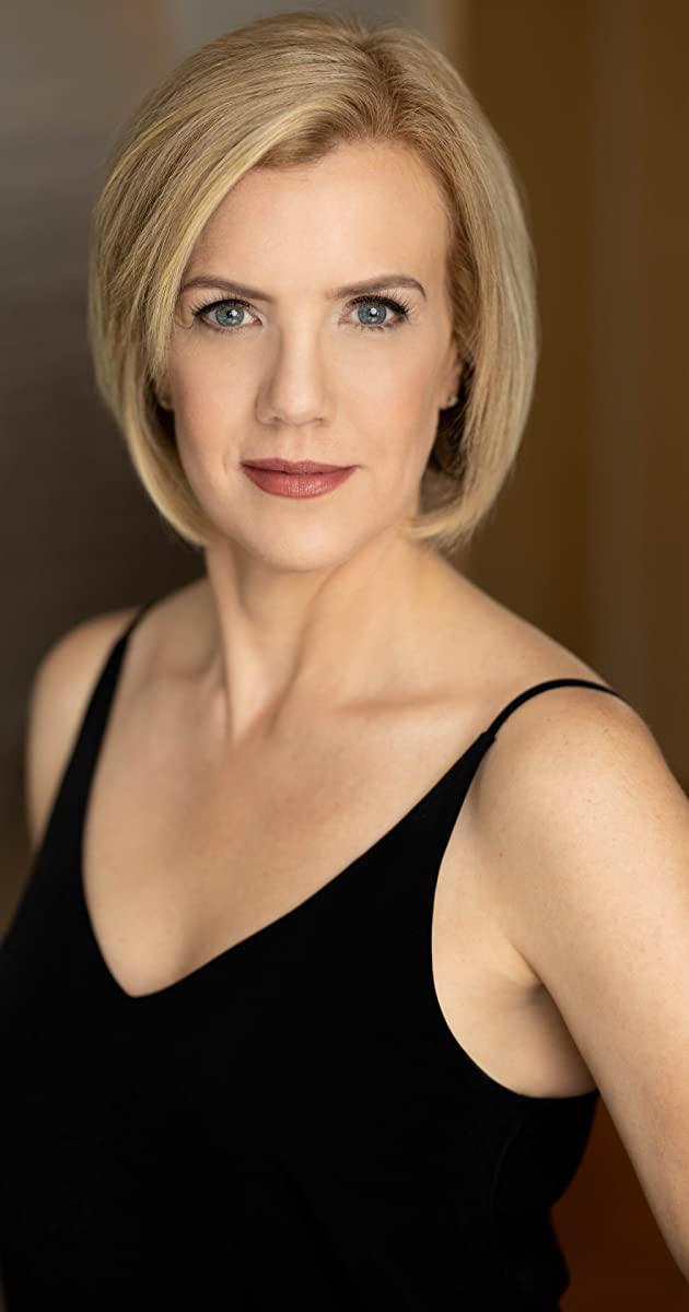 J.J. Harris Canadian Actress