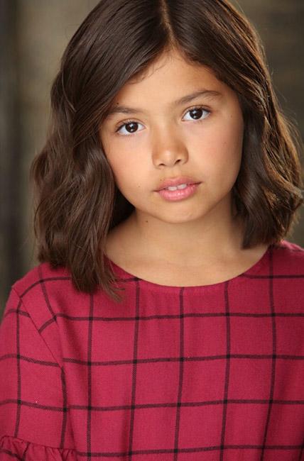 Madelyn Miranda American Actress