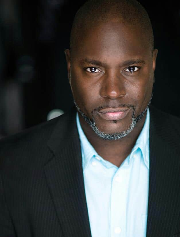 Marc-Anthony Massiah Canadian Actor
