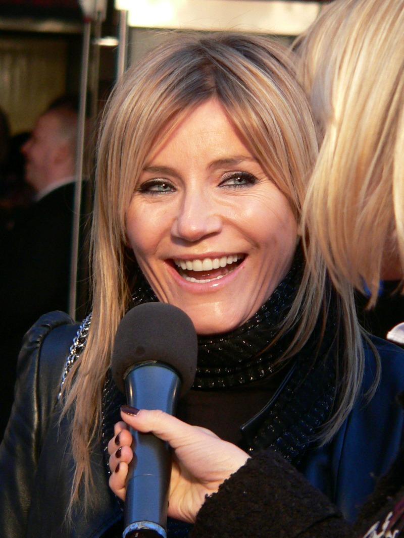 Michelle Collins British Actress