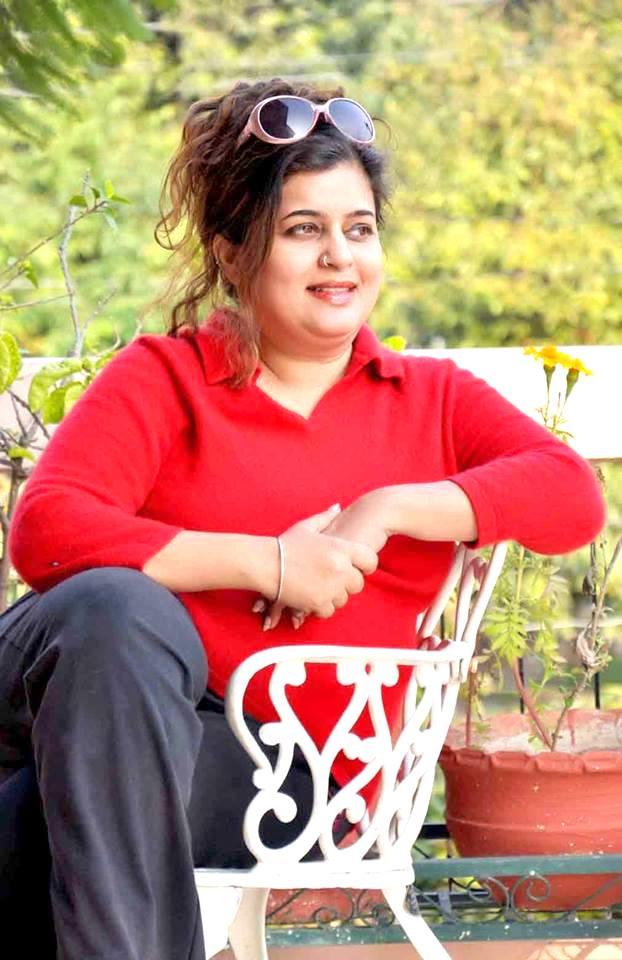 PreetiSingh- Author