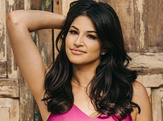Richa Moorjani American Actress