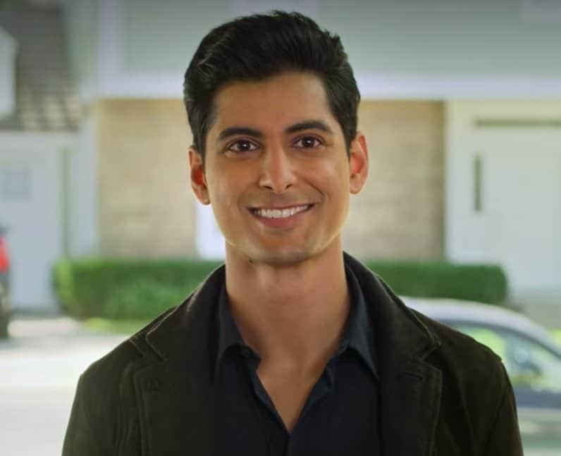 Rushi Kota Indian Actor