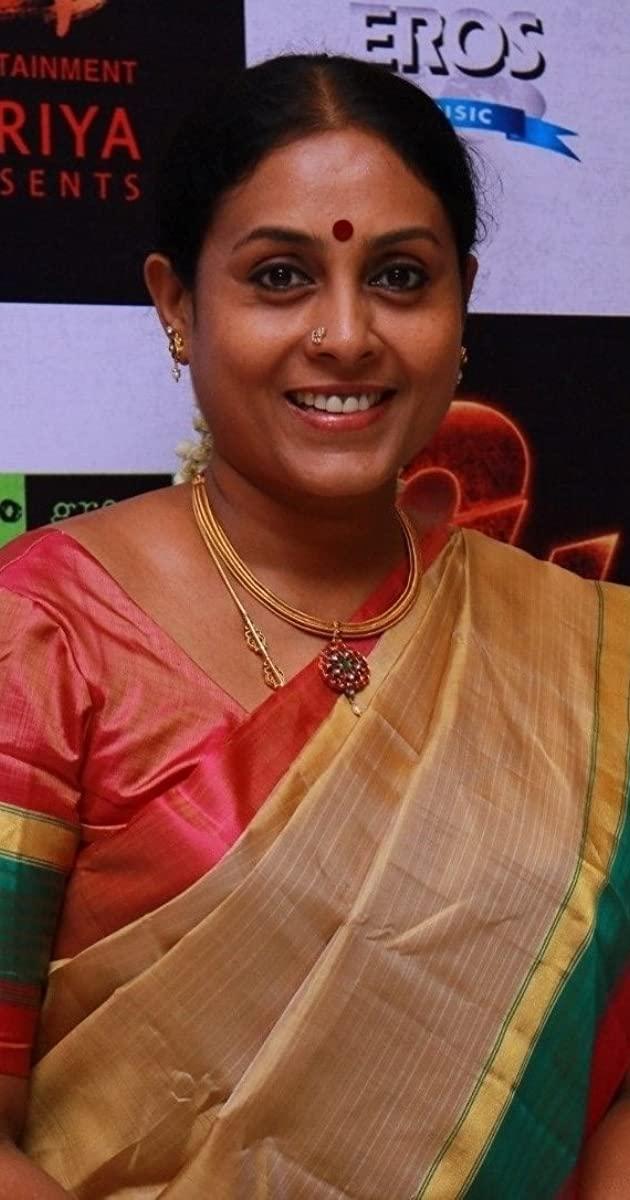 Saranya Ponvannan-Indian Actress