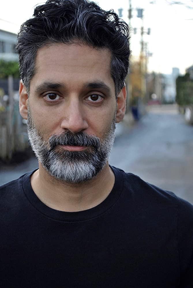 Stephen Lobo Canadian Actor