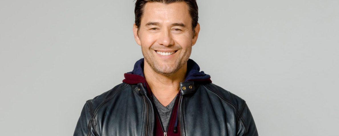 Steve Bacic- Actor
