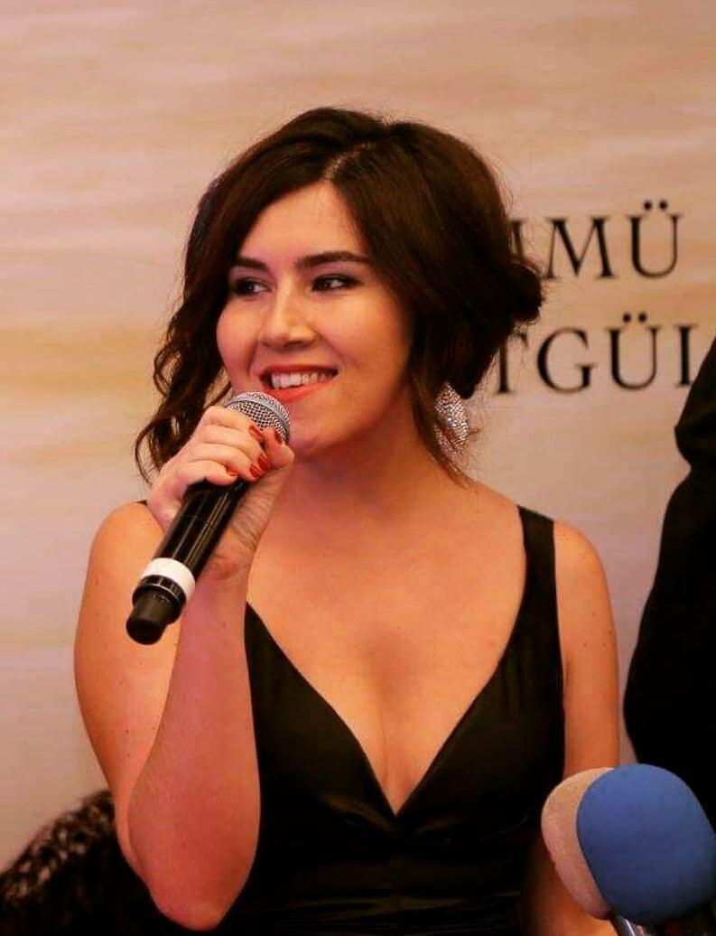 Ümmü Putgül Turkish Actress