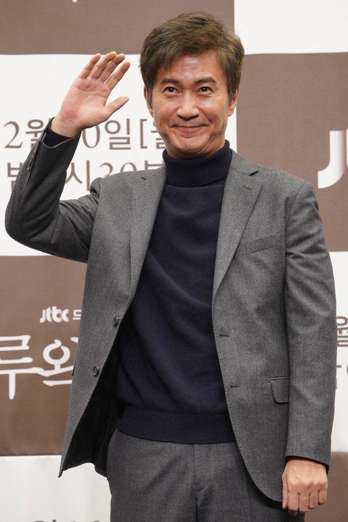 Ahn Nae-sang South Korean Actor