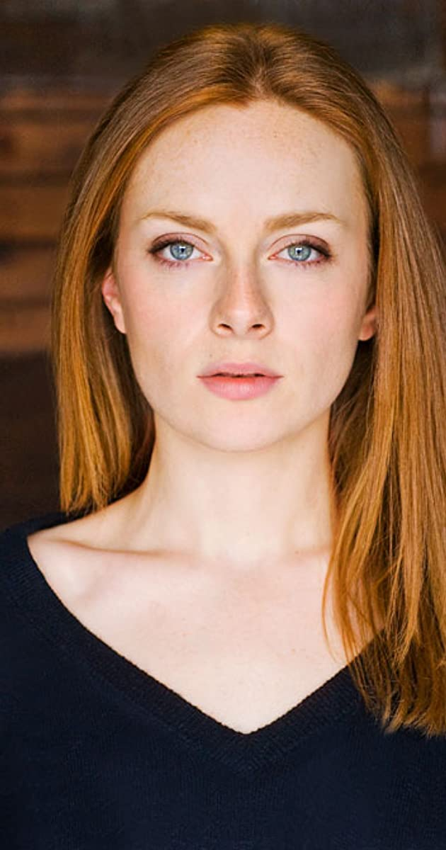Alex Paxton-Beesley Canadian Actress
