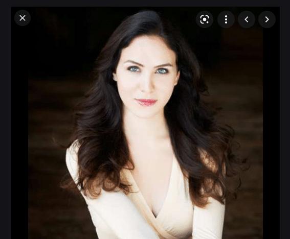 Amber Goldfarb-Actress
