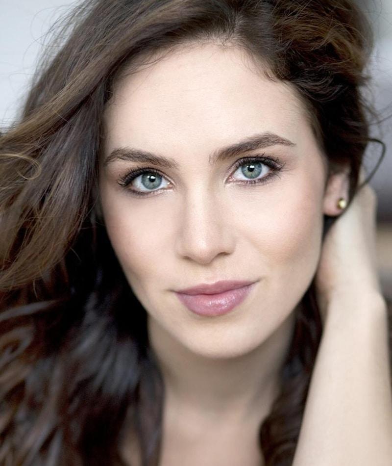 Amber Goldfarb Canadian Actress