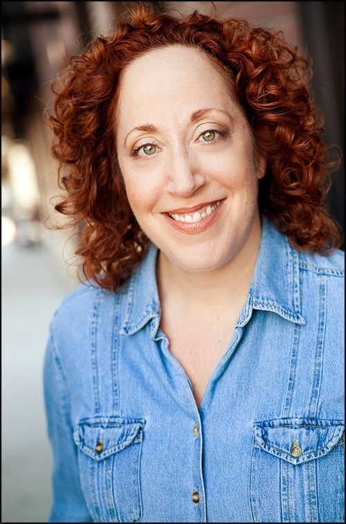 Amy Tolsky American Actress