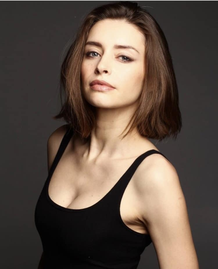 Ariadna Cabrol Spanish Actress