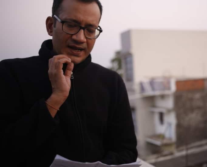 Ashish Sawhny Indian Actor