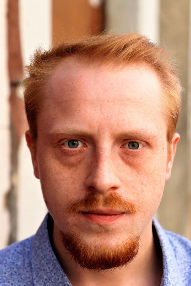 David Hürten German Actor