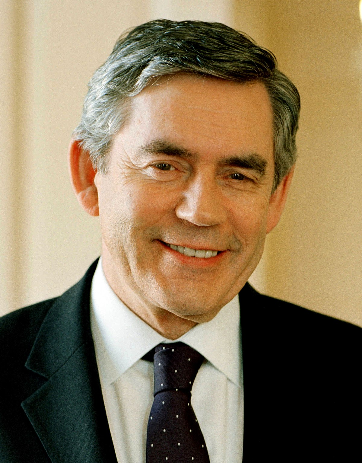 Gordon Brown British Actor, Politician