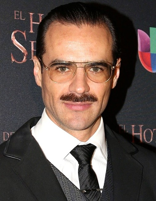 Jorge Poza Mexican Actor