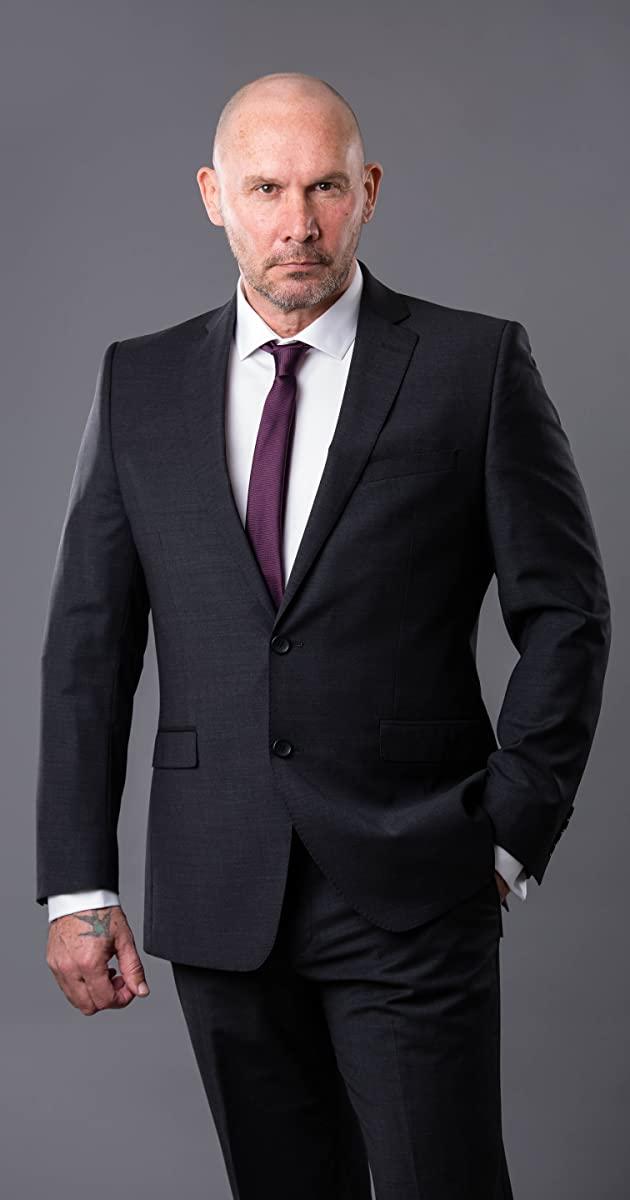 Juke Hardy British Actor