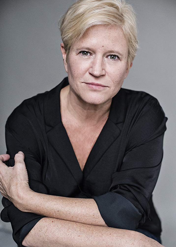 Lisa Palfrey British Actress