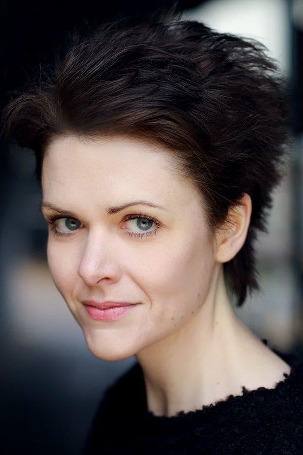 Lu Corfield British Actress