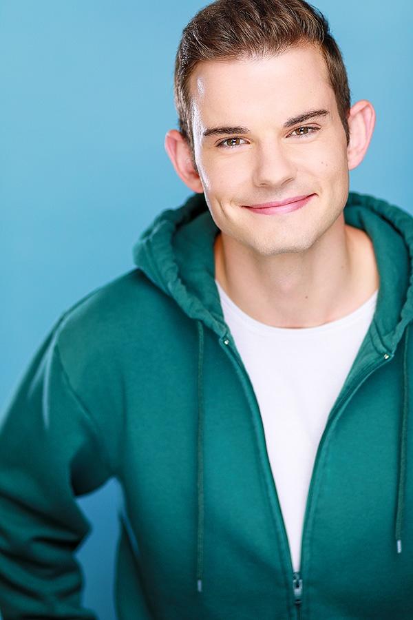 Markus Jorgensen American Actor