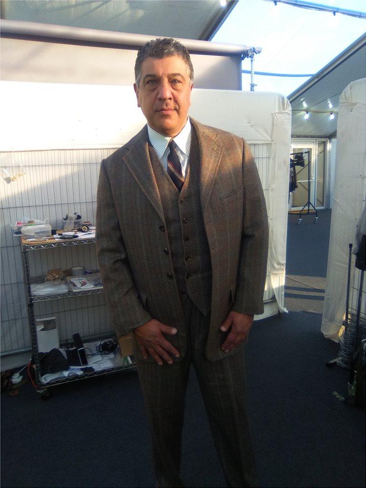 Metin Hassan Syria Actor