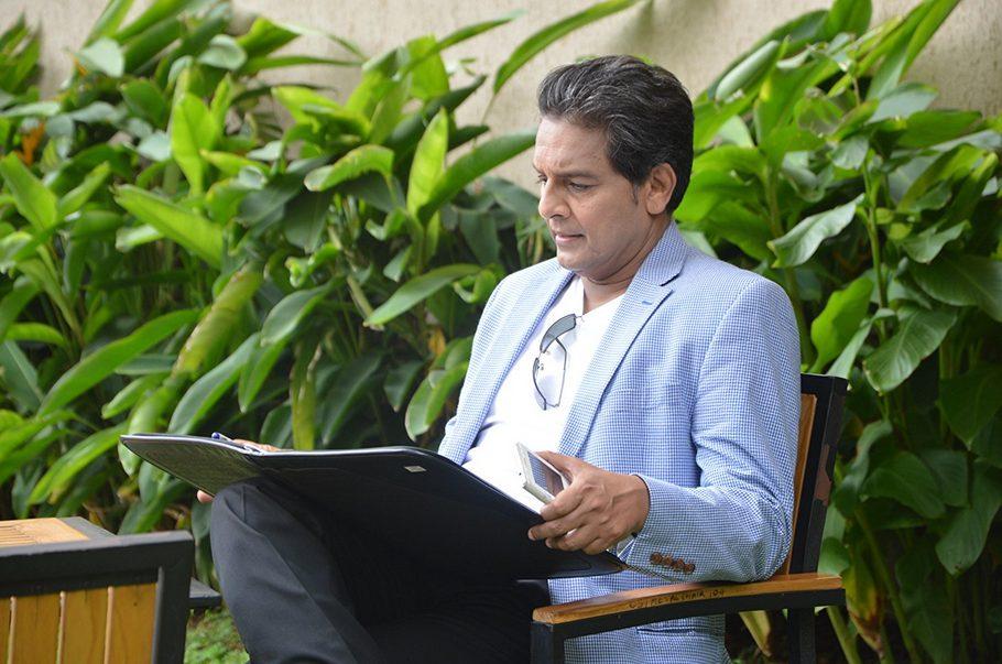 Mukesh Hariawala Indian Actor